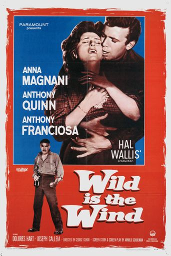 Wild Is the Wind Poster