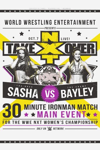 NXT TakeOver: Respect Poster