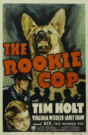 The Rookie Cop Poster