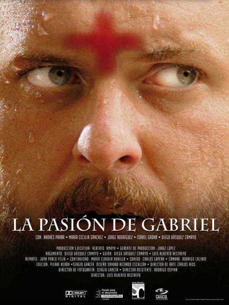 Gabriel's Passion Poster