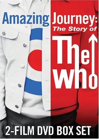 Amazing Journey - The Story of The Who Poster