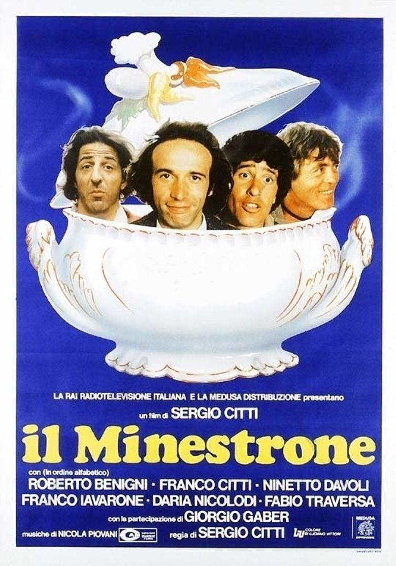 Il minestrone Poster