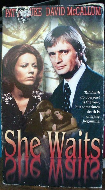 She Waits Poster