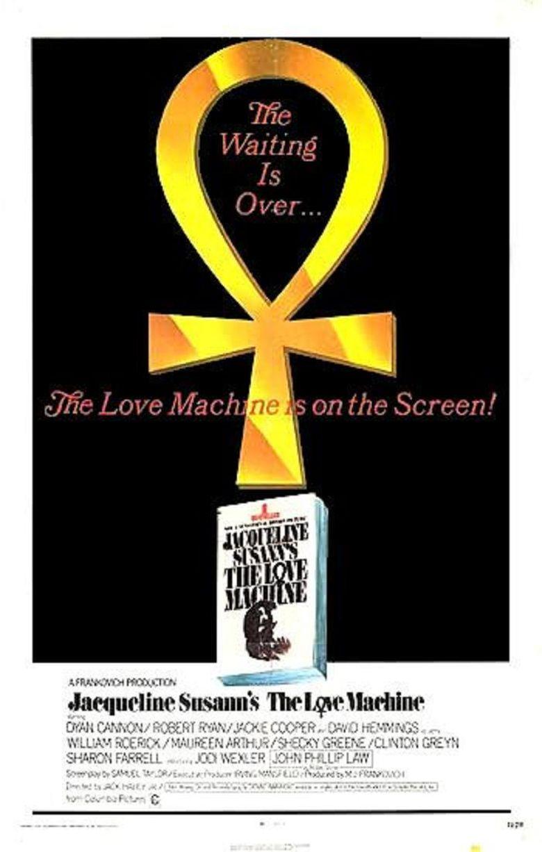 The Love Machine Poster