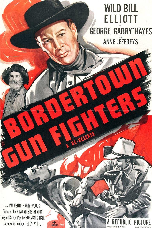 Bordertown Gun Fighters Poster