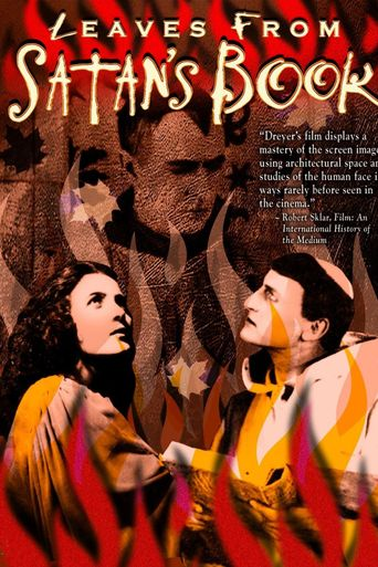 Leaves from Satan's Book Poster