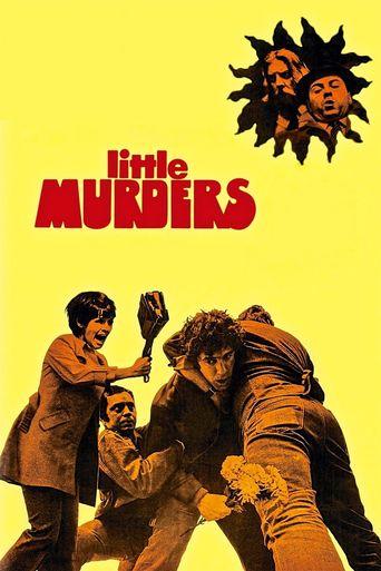 Little Murders Poster