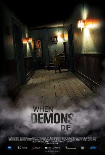 When Demons Die Poster
