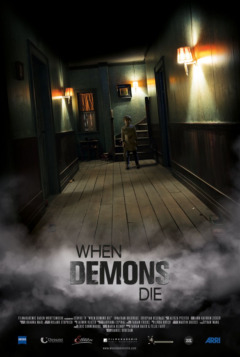 When Demons Die Poster