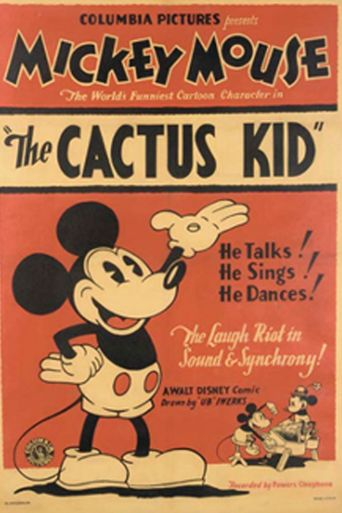 The Cactus Kid Poster