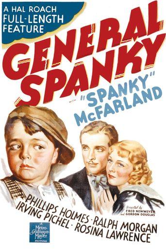 General Spanky Poster