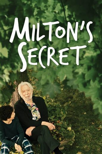 Milton's Secret Poster