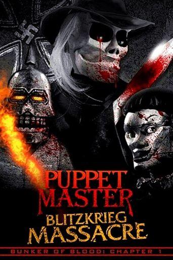 Puppet Master: Blitzkrieg Massacre Poster