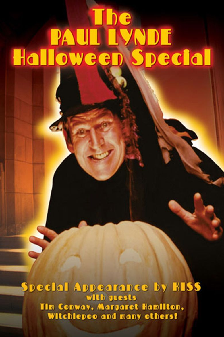 The Paul Lynde Halloween Special Poster