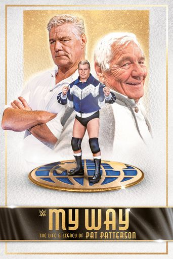 My Way: The Life and Legacy of Pat Patterson Poster