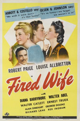 Fired Wife Poster
