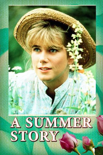 A Summer Story Poster
