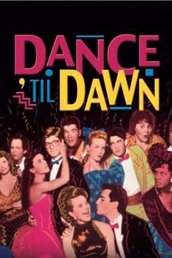 Dance 'Til Dawn Poster