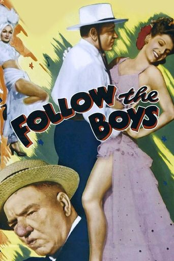 Follow the Boys Poster