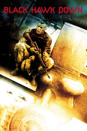 Black Hawk Down Poster