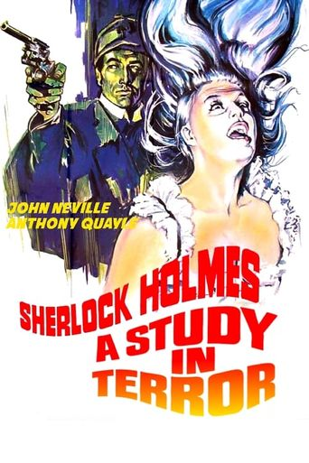 A Study in Terror Poster