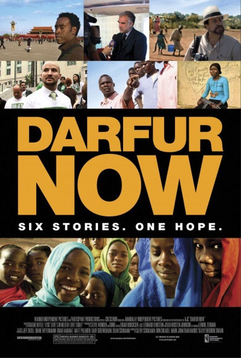 Darfur Now Poster