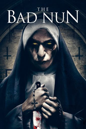 The Bad Nun Poster
