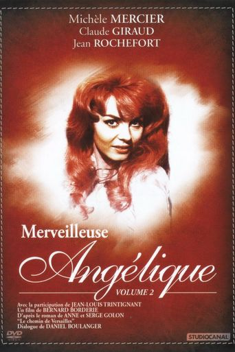 Angelique: The Road To Versailles Poster
