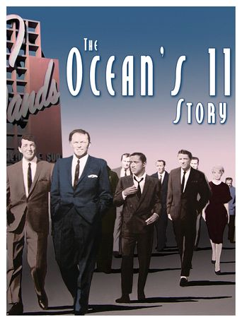 The Ocean's 11 Story Poster