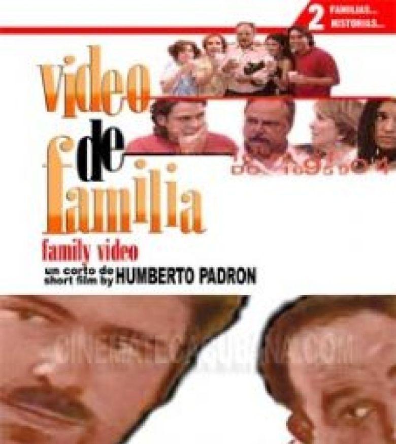 Video De Familia Poster
