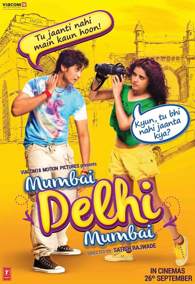 Mumbai Delhi Mumbai Poster