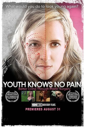 Make Me Young: Youth Knows No Pain Poster