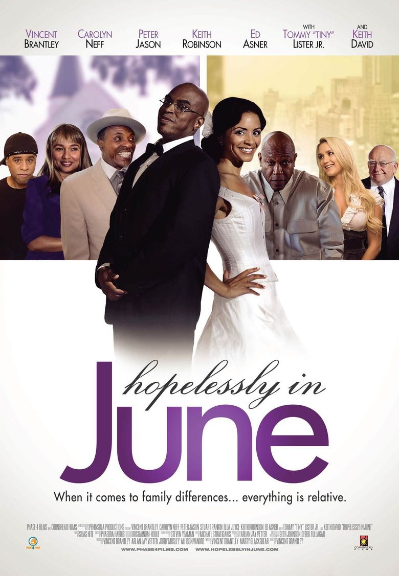Hopelessly in June Poster