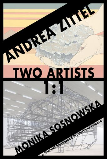 Two Artists: Andrea Zittel and Monika Sosnowska 1:1 Poster