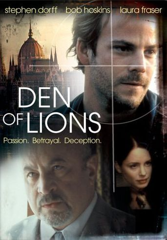 Den of Lions Poster