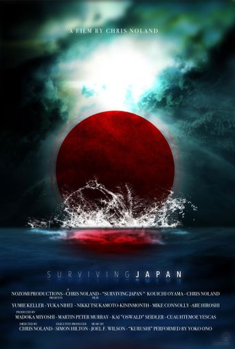 3.11: Surviving Japan Poster