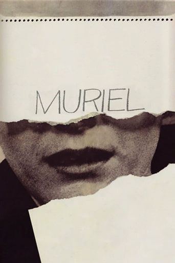 Muriel, or the Time of Return Poster