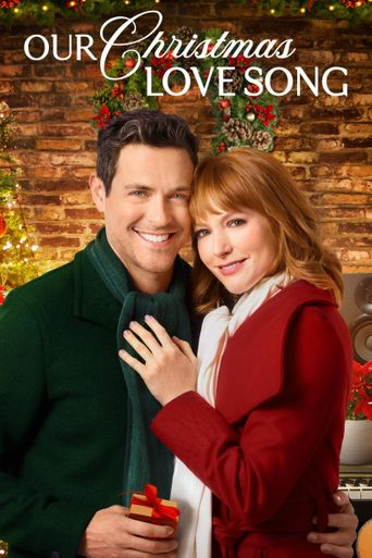 Our Christmas Love Song Poster