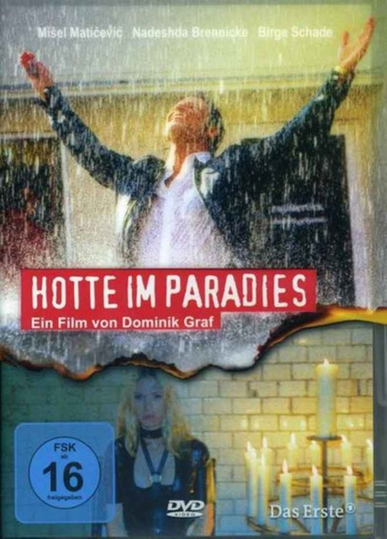 Hotte in Paradise Poster