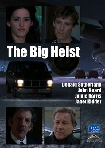 The Big Heist Poster