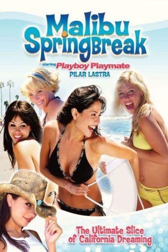 Malibu Spring Break Poster