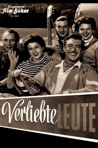 Verliebte Leute Poster
