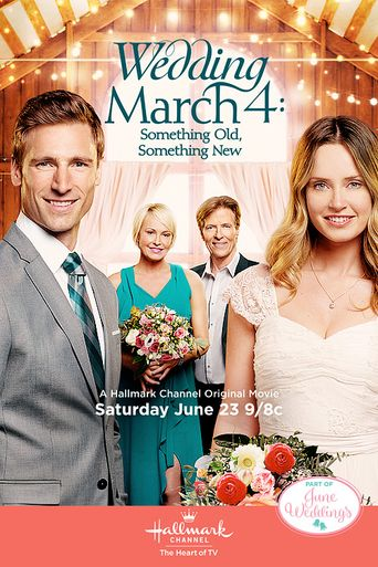 Wedding March 4: Something Old, Something New Poster