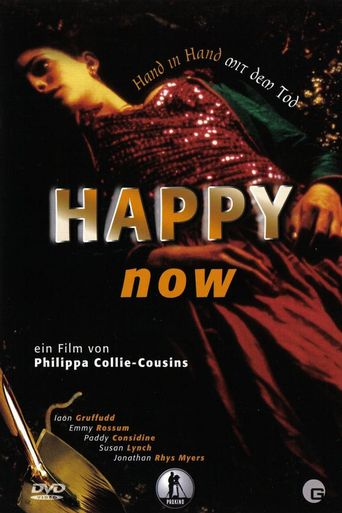 Happy Now Poster