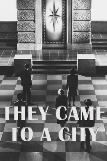 They Came to a City Poster