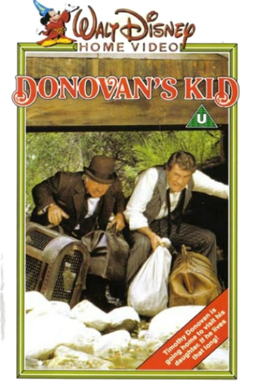 Donovan's Kid Poster