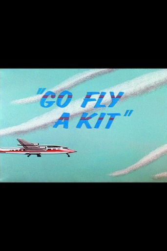 Go Fly a Kit Poster