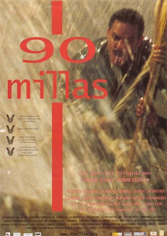 90 Miles Poster