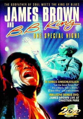 James Brown & BB King: One Special Night Poster