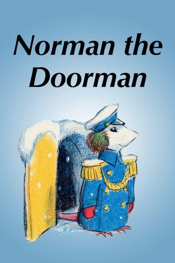 Norman the Doorman Poster